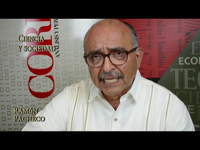 Ramón Pacheco (Ciencia y Sociedad 20)