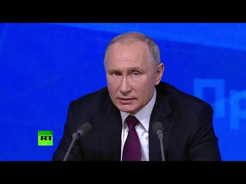 Putin on US withdrawal from Syria & fight against ISIS
