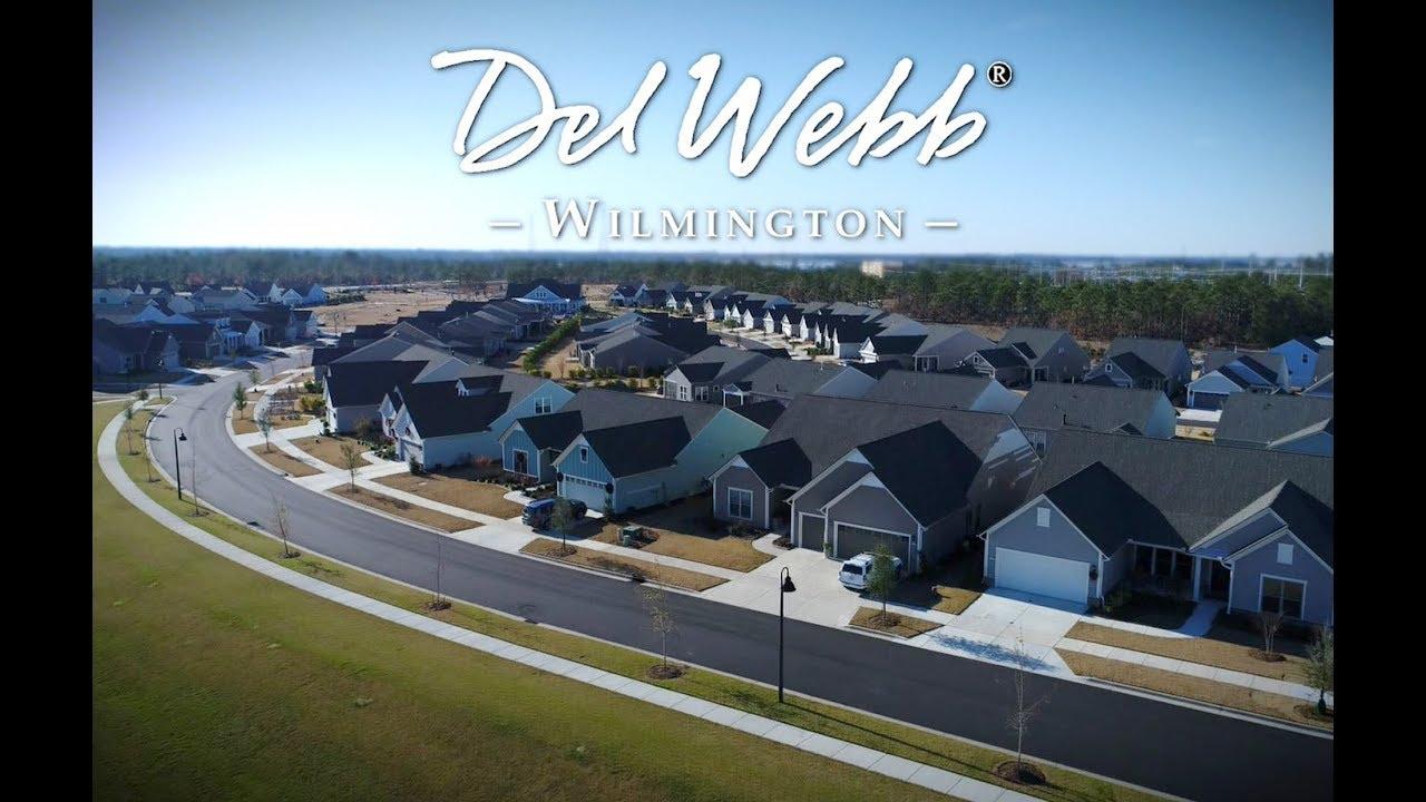 Del Webb Wilmington Active Retirement Community | Senior ... Uncw Interactive Campus Map on uncw campus life, uncw campus map printable, uncw bookstore,