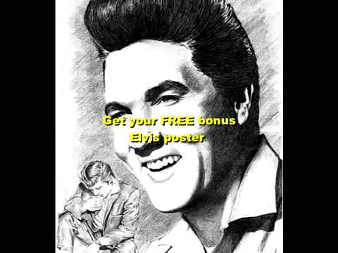 Pictures Elvis Presley- hand painted portrait to