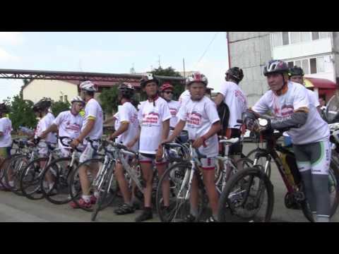 Из Тюмени в Тобольск на велосипедах