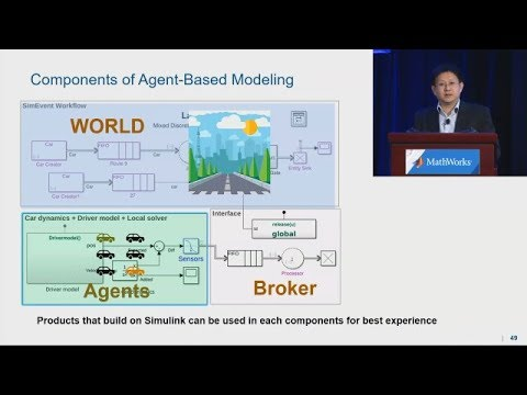How to Do Agent-Based Modeling and Simulation with Simulink