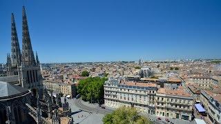 Bordeaux vue du ciel - Drone HD