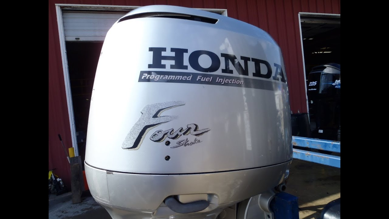 6m3b15 used honda bf130ay xa 130hp 4 stroke remote for Honda outboard motors for sale used