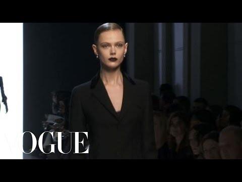 Fashion Show - Bottega Veneta: Fall 2012 Ready-to-Wear