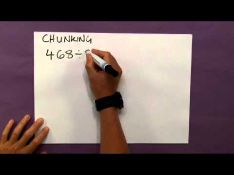 math worksheet : division chunking  youtube : Division By Chunking Worksheets