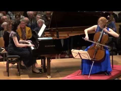 Harriet Krijgh en Magda Amara spelen Sergei Rachmaninov bij Delden Klassiek