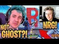Download Ninja Reacts to Symfuhny *OFFICIALLY* Announcing His *NEW* Org NRG! - Fortnite Funny Moments