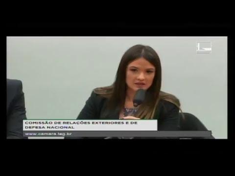 RELAÇÕES EXTERIORES E DE DEFESA NACIONAL - Reunião Deliberativa - 29/03/2017 - 10:18