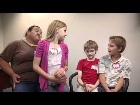 Begay Kids Speaking Hawaiian
