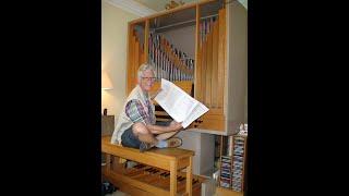 Graham Barber's Organcast 13: Bach, Parry, Stockmeier