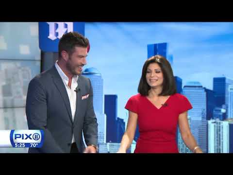 Daily Mail TV host Jesse Palmer talks with Tamsen Fadal about the new show