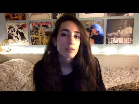 Introducing myself - Marta Sola