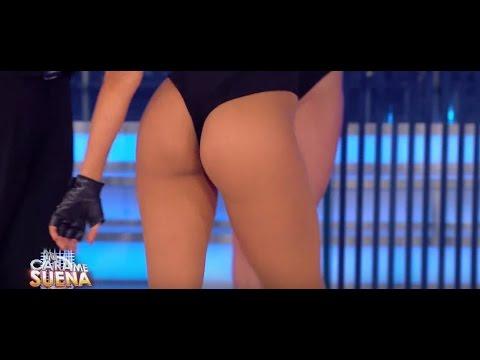 Marley muestra a sus bailarinas más sexies - Tu Cara Me Suena 2014