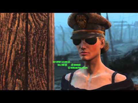 Fallout 4: El Capitan Takes the Voight-Kampff Test