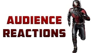 ANT-MAN {SPOILERS} : Audience Reactions | July 17, 2015