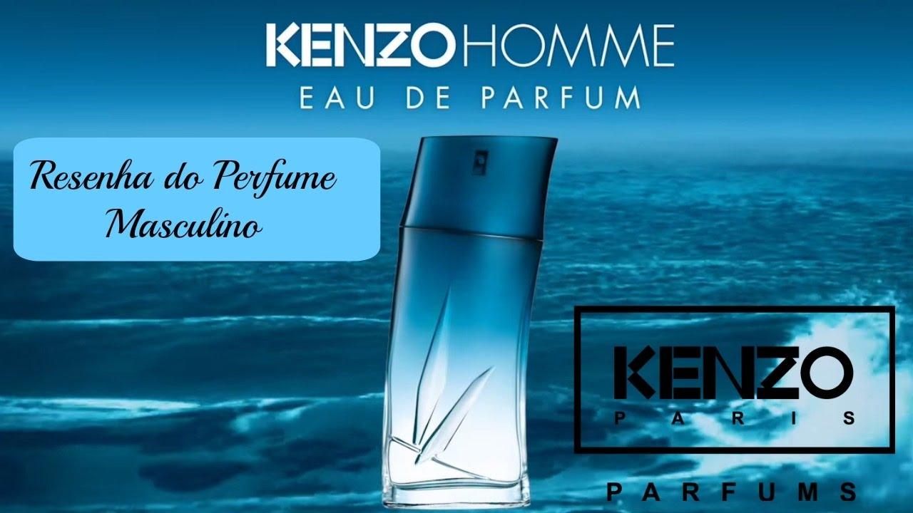 KENZO HOMME BY KENZO ( Resenha). Alquimia dos Perfumes 332887c9e4