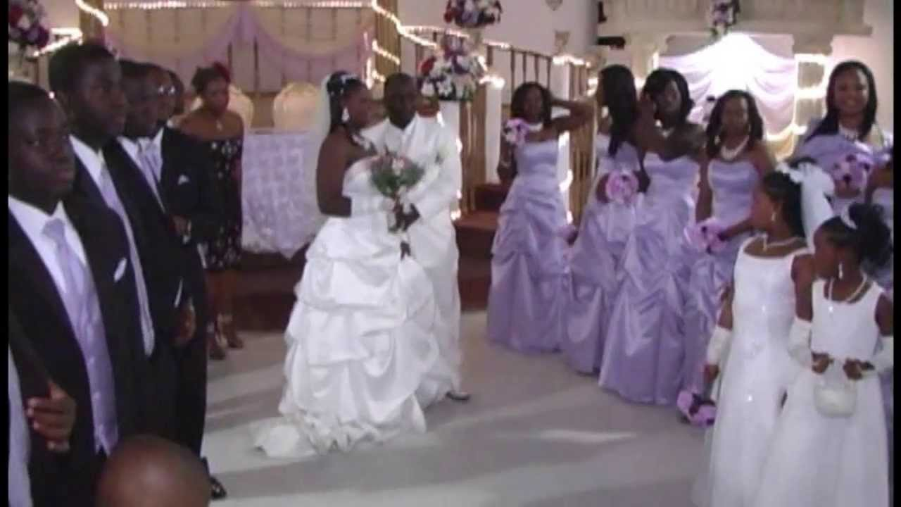 Kofi Anim Dufie S Ghanaian Wedding Of The Century 2010