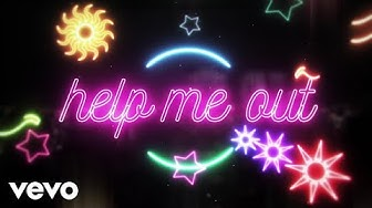 Maroon 5, Julia Michaels - Help Me Out ft. Julia Michaels (Lyric Video)