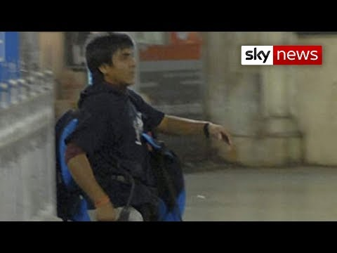 Mumbai Massacre Gunman Found Guilty