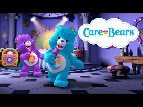 Care Bears | Bedtime Bear Helps You To Sleep! (Song)