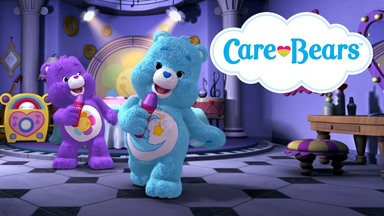 Care Bears | Bedtime Bear Helps You To Sleep! (Song) - YouTube
