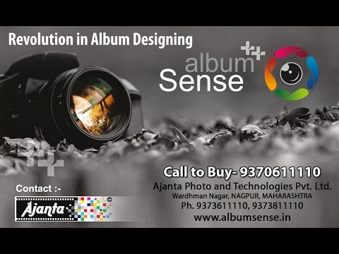Album Sense++    Wedding Album Designing Software
