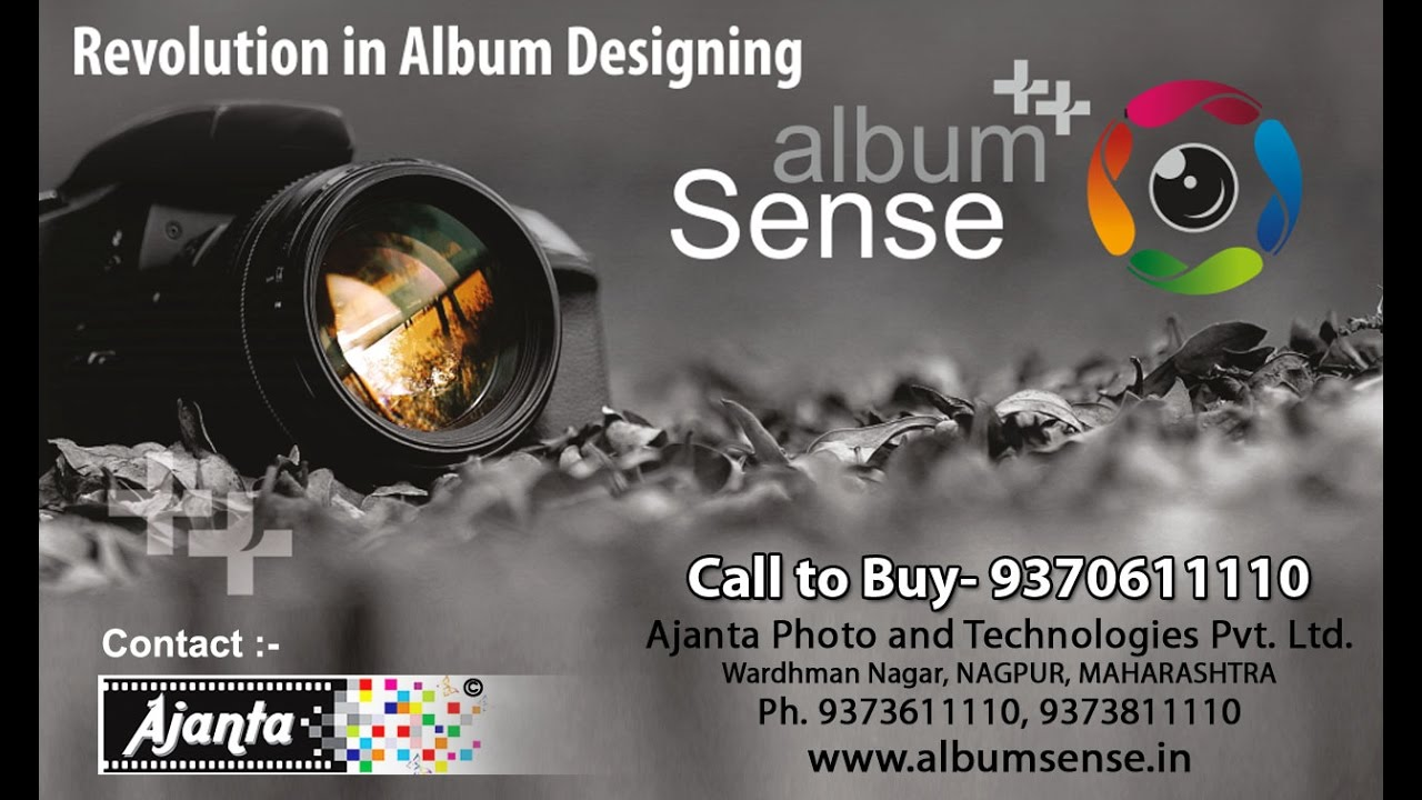 Album Sense Promo By Edit Zone Studio