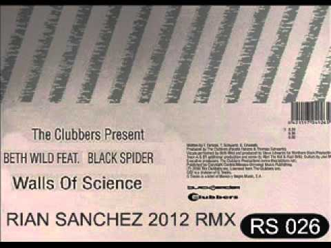 Beth Wild feat Black Spider - Walls of Science (Rian Sanchez).wmv