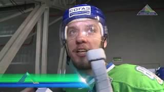 Игорь Макаров: Сегодня был летний хоккей»