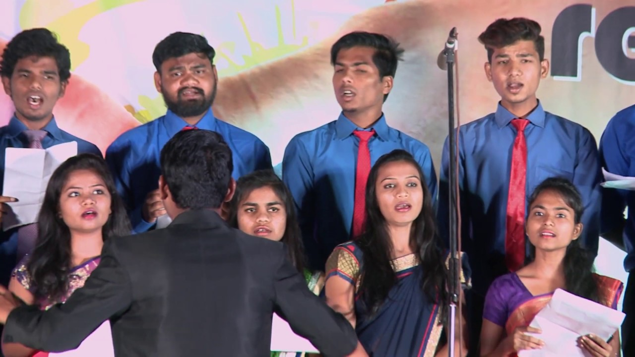Marathi Choir | Gheyun Mashali | Spicer Adventist University