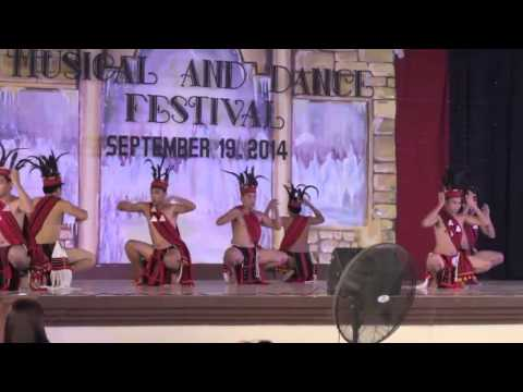 InterCapSU Musical and Dance Festival 2014 (Indigenous Dance by CapSU Main) thumbnail