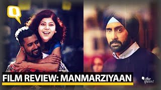 Film Review: Manmarziyaan