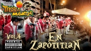 Jarabe Mixteco - Banda Tierra Mojada en Zapotitlan 2013