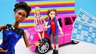 Барби выиграла в лотерею - Видео для девочек