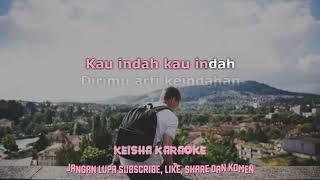 KARAOKE JUAN RAHMAN - KIBLAT CINTA (LIRIK LAGU)