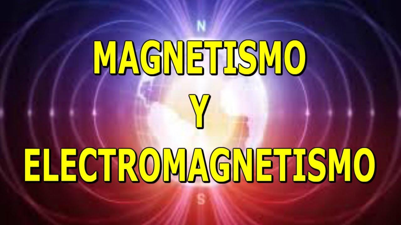 U26a1magnetismo Y Electromagnetismo U26a1  Electricidad Basica