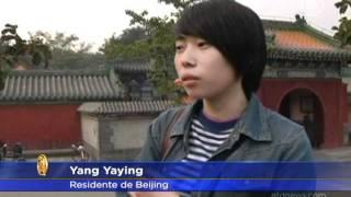 Fallece la niña que fue atropellada en China