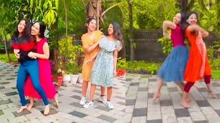 Kerala cute girls dance | Tamil song |Tamil dancing queens