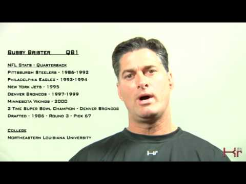 Krypton Vault CODE: QB1 - Bubby Brister, former NFL QB and Super Bowl Champ