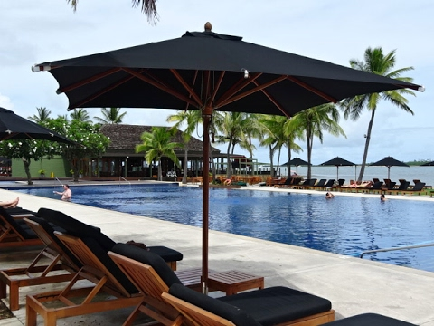 Hilton Fiji Beach Resort & Spa, Denarau Island, Fiji