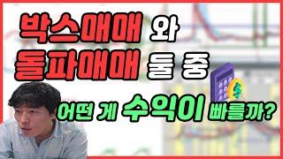 [주식바바]돌파맥점과 V라인 타점잡기/단기권 매매/탄테사단