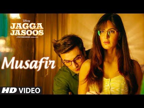 Musafir Song Lyrics From Jagga Jasoos