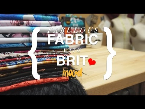 Fabulous Fabric with Brittany 11/14/15