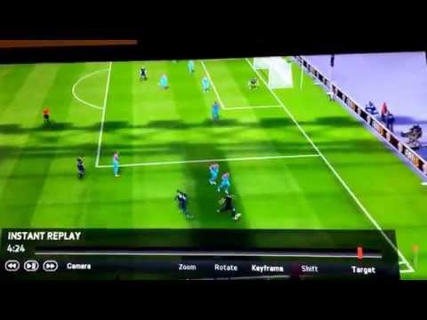 MARK BRESCIANO- AMAZING BICYCLE KICK- PS4