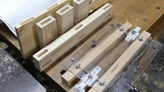 How to make a perfect mortising jig