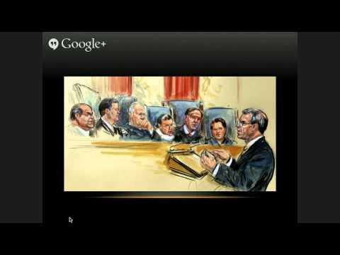 Unprecedented Talk at New York Law School