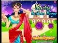 Indian Sari Barbie Dressup | Girls Games / HD