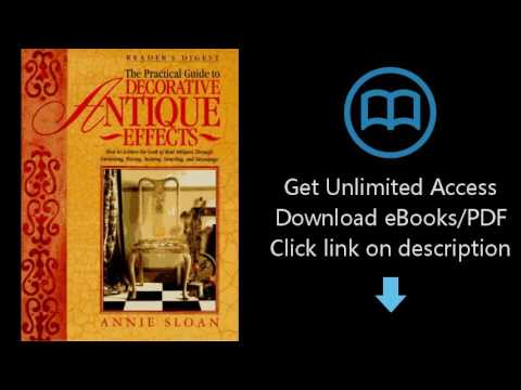 Download The Practical Guide to Decorative Antique Effects [P.D.F]