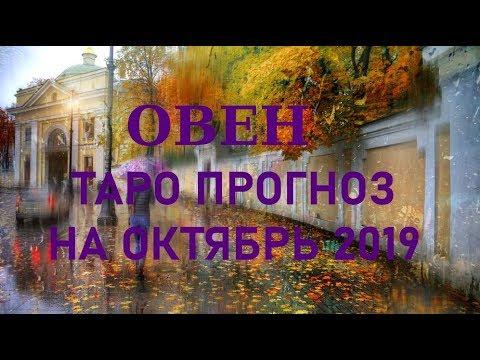 Овен   таро прогноз на октябрь 2019 от Ольги Веста